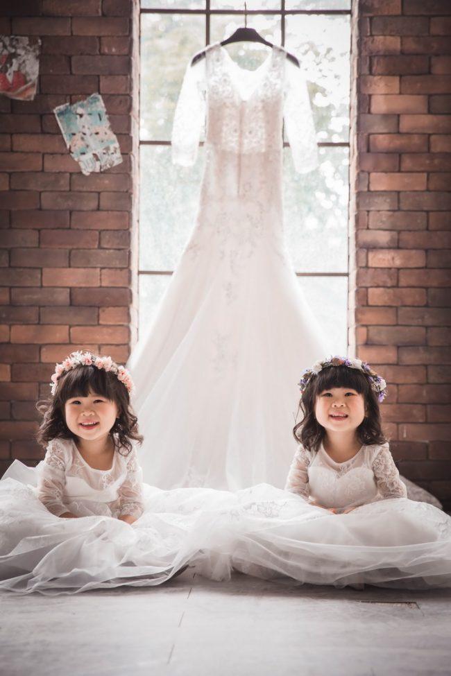 新竹法國巴黎婚紗 寶寶照