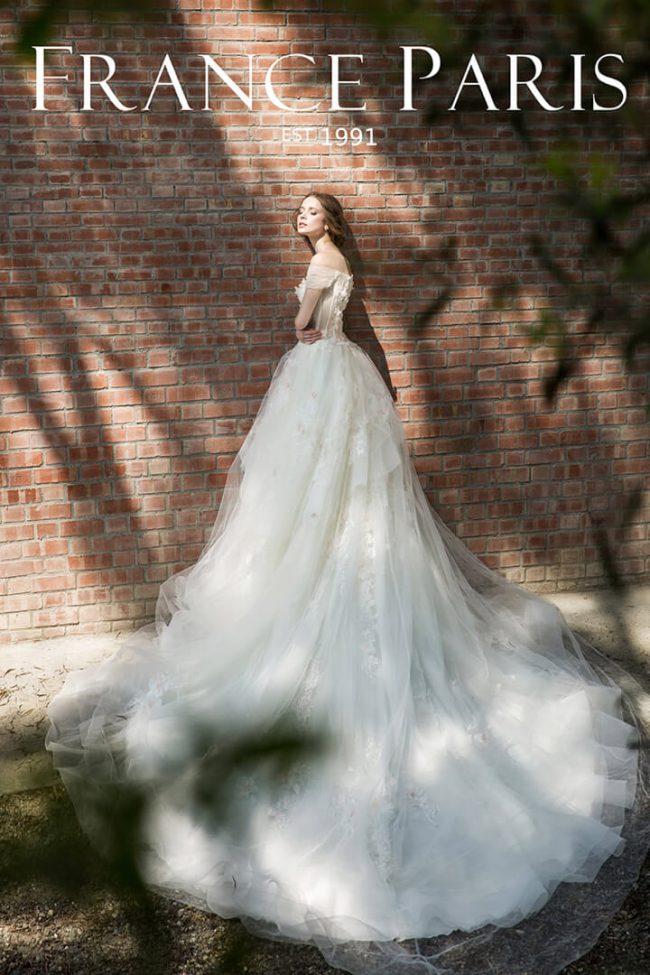 新竹法國巴黎婚紗 婚紗禮服