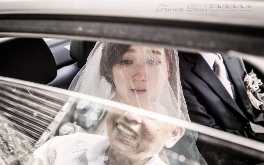 新竹法國巴黎婚紗 婚禮紀錄