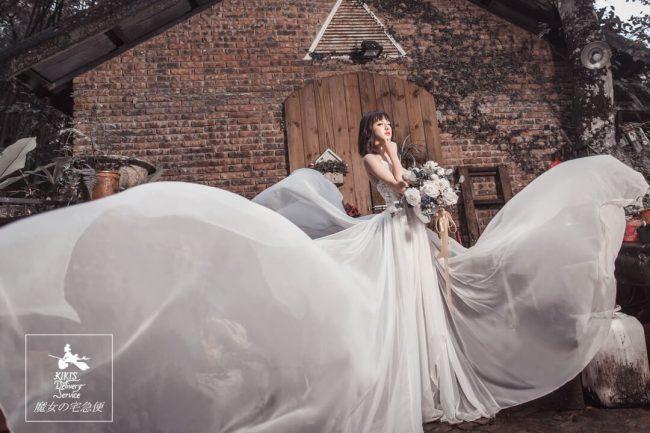 新竹法國巴黎婚紗 優惠專案-海外套系