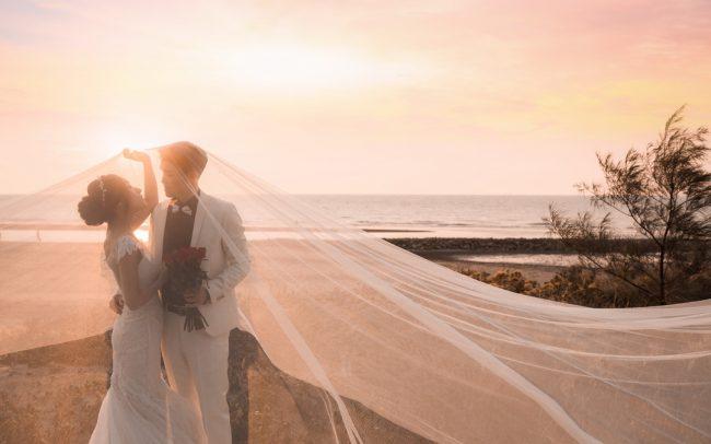 夢幻海景|新竹法國巴黎婚紗 婚紗攝影