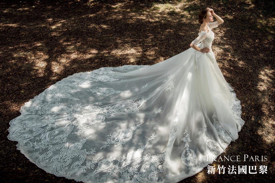 新竹法巴 婚紗禮服
